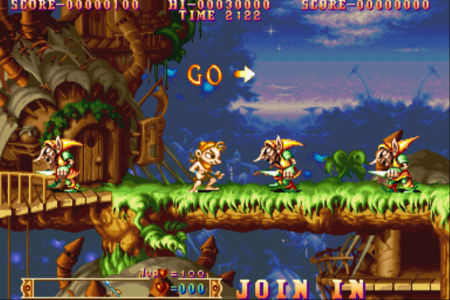 Top 50 MAME Games (Editor's Choice 2018) | Blog | Gamulator
