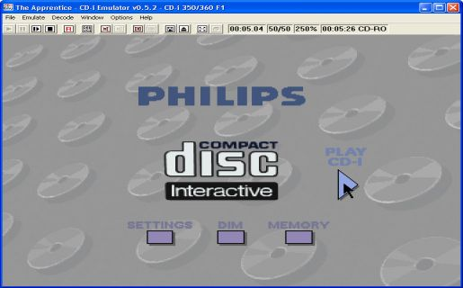 CD-ice emulator