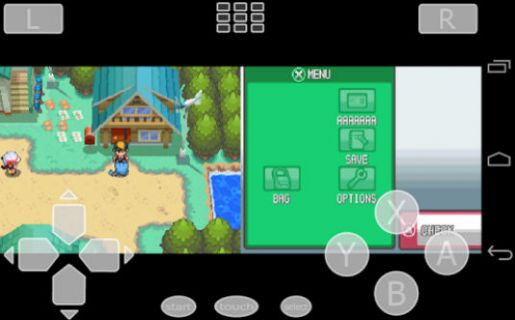 NDS Emulator for Android emulator
