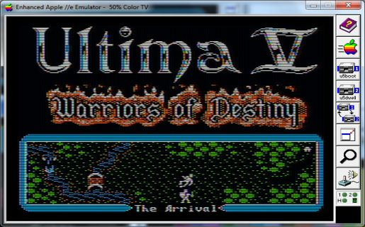 AppleWin emulator
