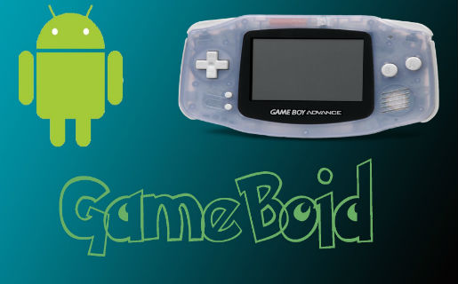 GameBoid emulator