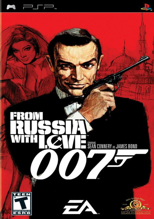 From Russia With Love Iso