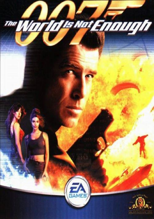 007 The World Is Not Enough Europe Rom Download For N64