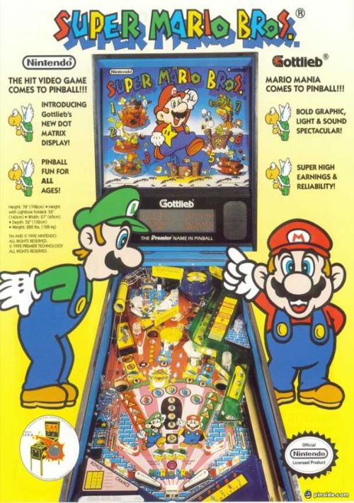 Super Mario Brothers ROM Download for Mame | Gamulator
