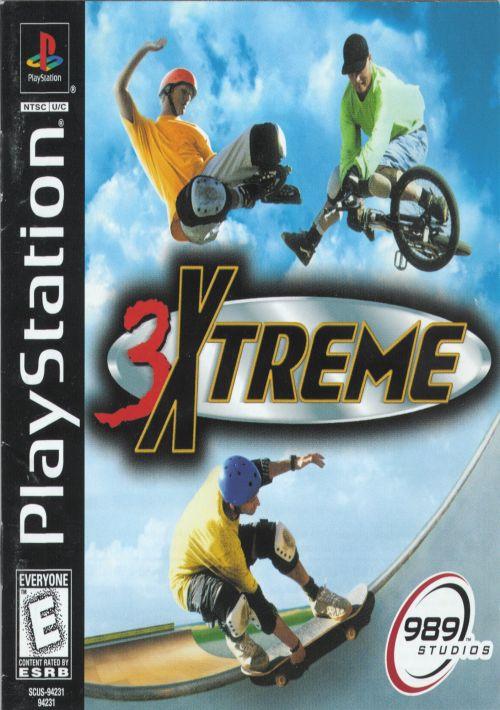 XTREME PARA BAIXAR 3 PS1