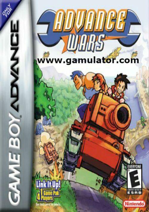 advance wars gba rom