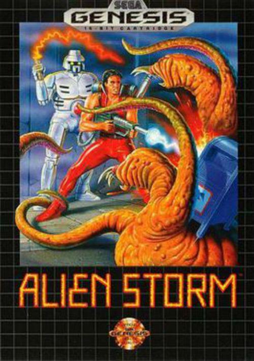 Alien Storm ROM Download for Mame | Gamulator