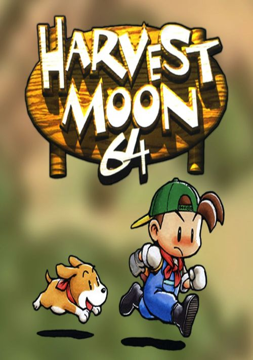 harvest moon 64 rom download
