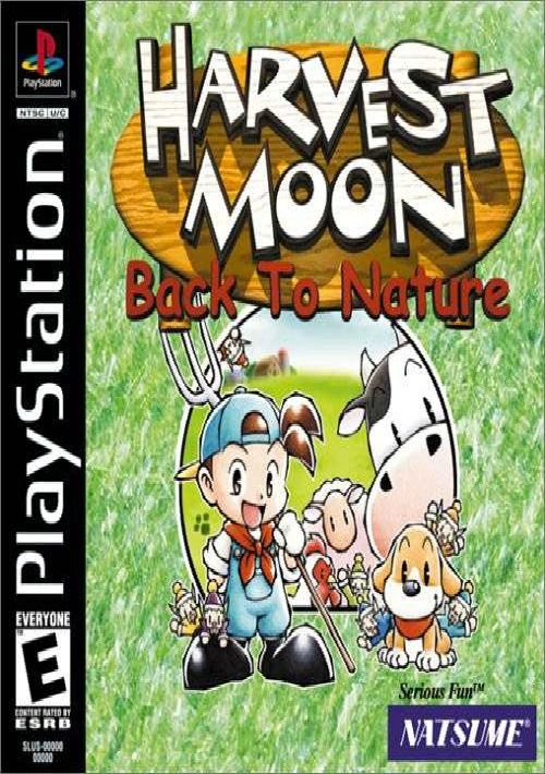 Harvest Moon - Back to Nature ROM Download for PSX | Gamulator