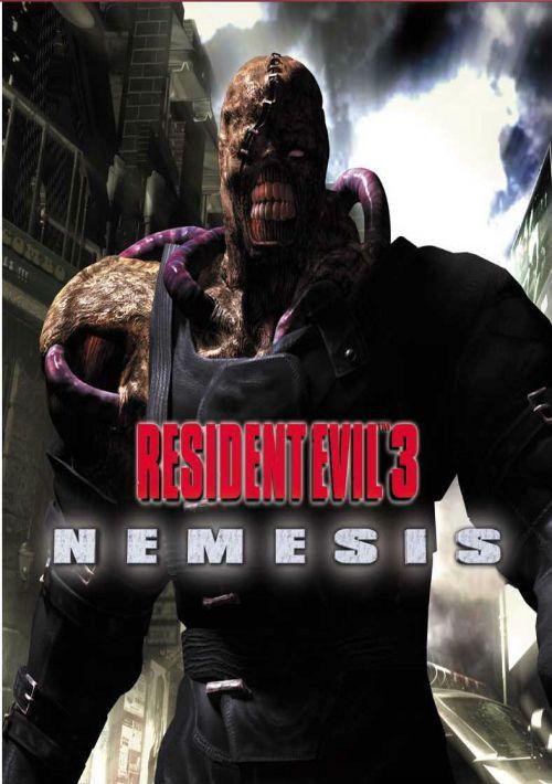 Resident Evil 3 - Nemesis ROM Download for PSX   Gamulator