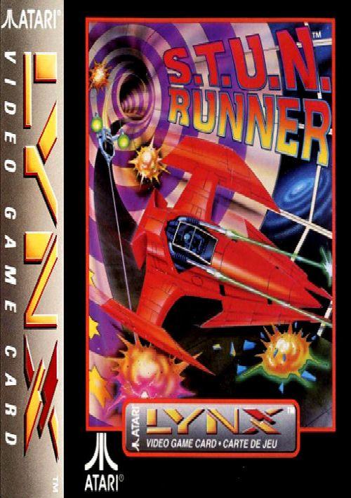 S T U N  Runner ROM Download for Atari Lynx   Gamulator