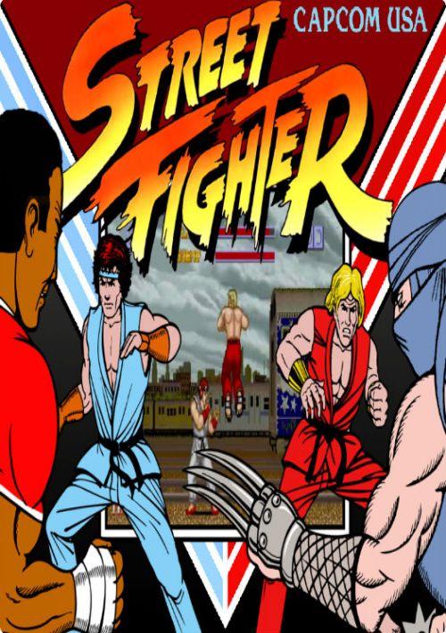 Street Fighter (US, set 1) ROM Download for Mame | Gamulator