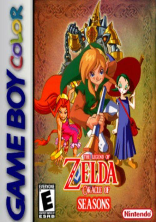 Legend Of Zelda, The - Oracle Of Seasons (EU) ROM Download