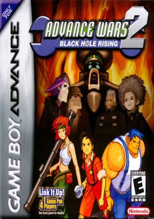 Advance Wars 2 Black Hole Rising Rom Download For Gba Gamulator