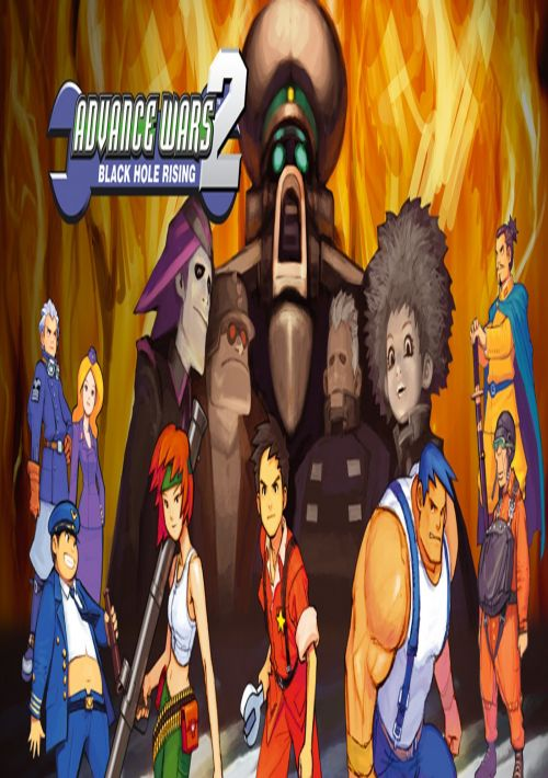 Advance Wars 2 Black Hole Rising Surplus Eu Rom Download For Gba Gamulator