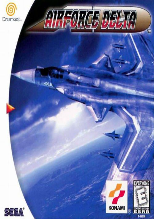 AirForce Delta ROM Download for Sega Dreamcast | Gamulator