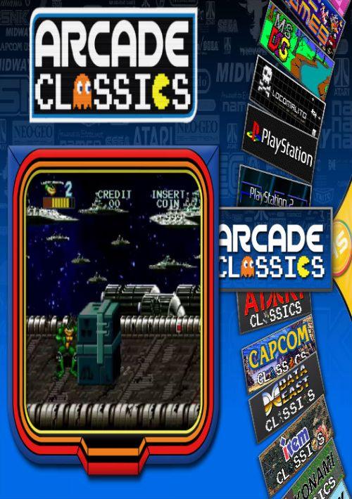 Arcade Classics ROM Download for Mame | Gamulator