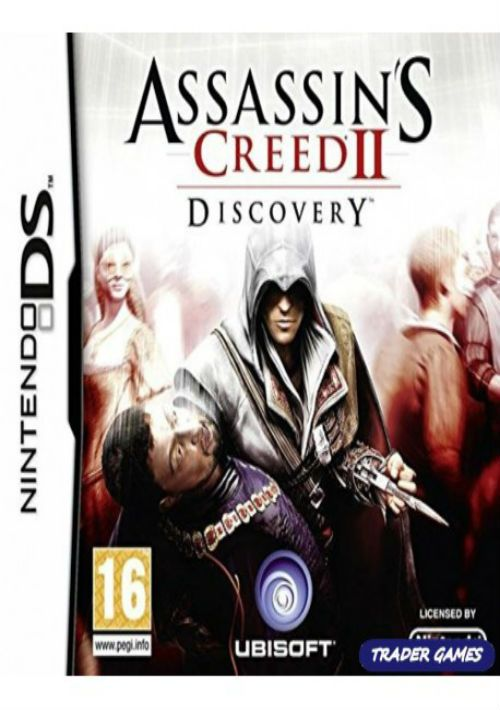 Assassin S Creed Ii Discovery Eu Venom Rom Download For Nds
