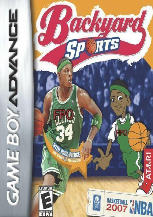 Backyard Basketball 2007 GBA ROM Download for GBA | Gamulator