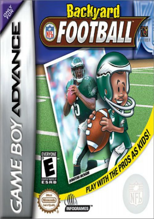 Backyard Football GBA ROM Download for GBA | Gamulator