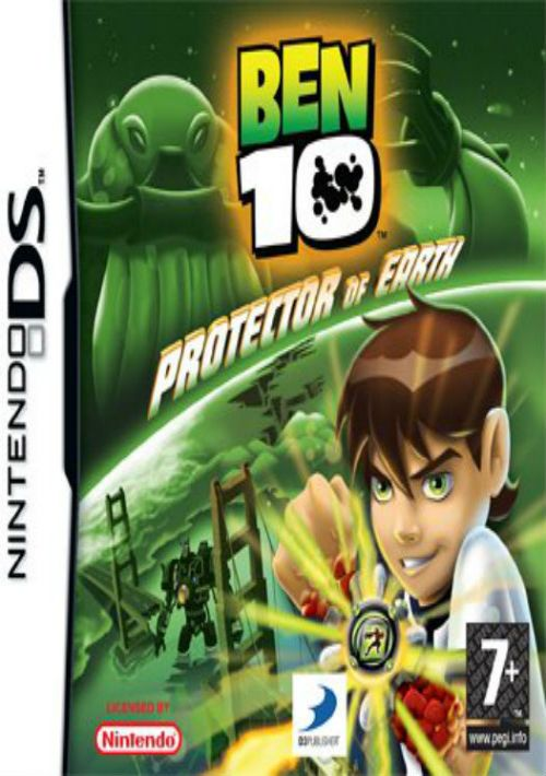 Ben 10 - Protector Of Earth ROM Download for NDS | Gamulator