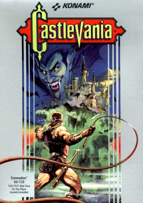 Castlevania ROM Download for C64 Preservation   Gamulator