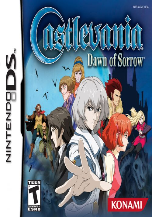 castlevania dawn of sorrow rom español