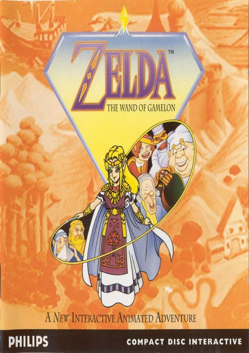 Zelda The Wand of Gamelon ROM Download for CD-i | Gamulator