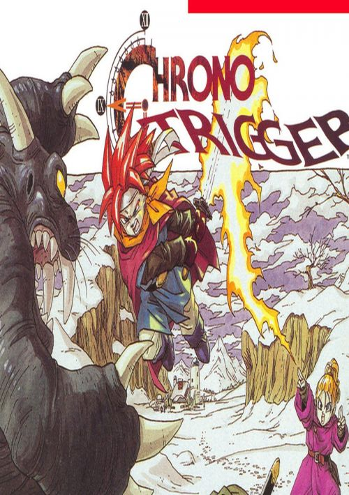 Chrono Trigger ROM Download for SNES | Gamulator