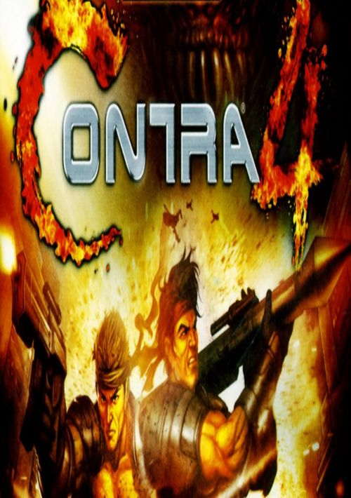 Contra 4 ROM Download for NDS | Gamulator
