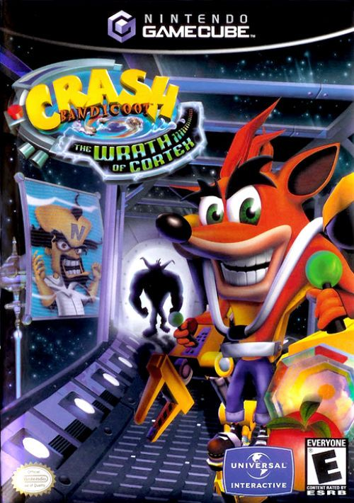 Crash Bandicoot The Wrath Of Cortex ROM Download for