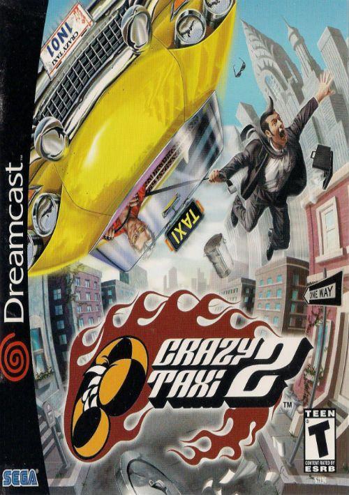 Crazy Taxi 2 ROM Download for Sega Dreamcast   Gamulator