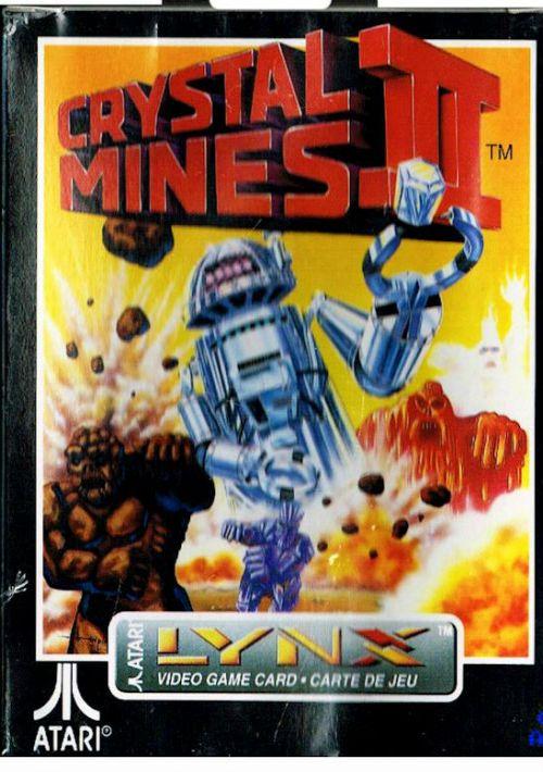 Crystal Mines II ROM Download for Atari Lynx   Gamulator