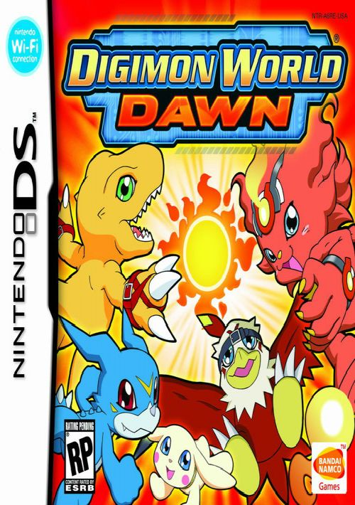 download digimon world dawn rom