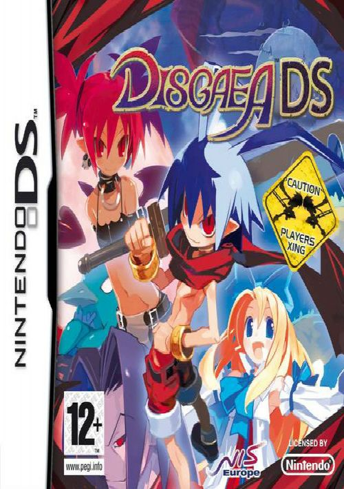 Disgaea DS ROM Download for NDS | Gamulator