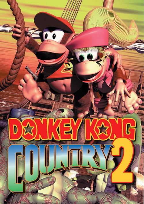 donkey kong country 2 pc download