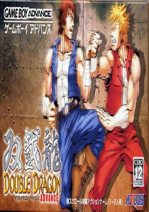 Double Dragon Advance Rom Download For Gba Gamulator
