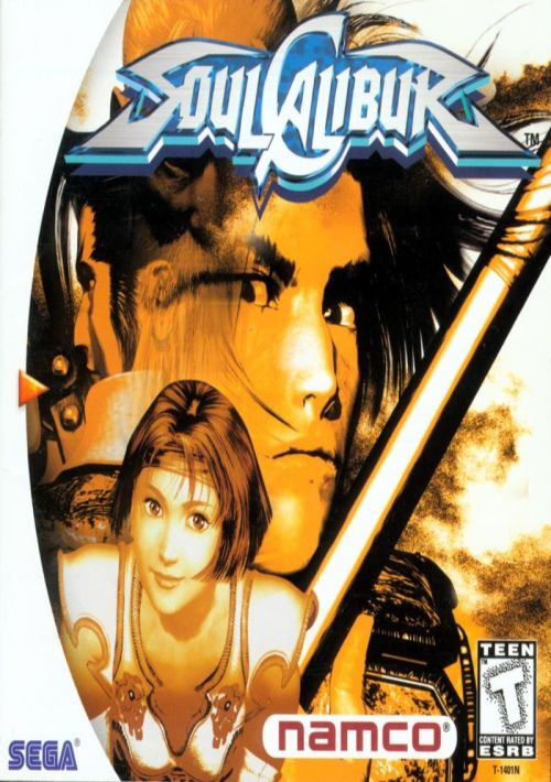 Soul Calibur ROM Download for Sega Dreamcast | Gamulator