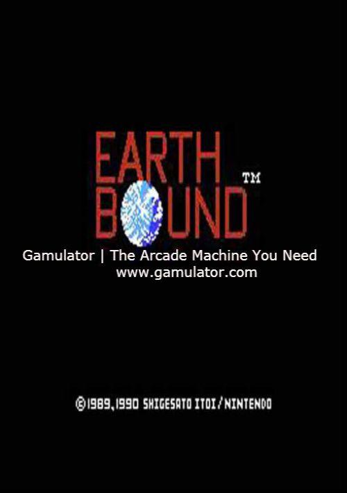 EarthBound ROM Download for NES | Gamulator