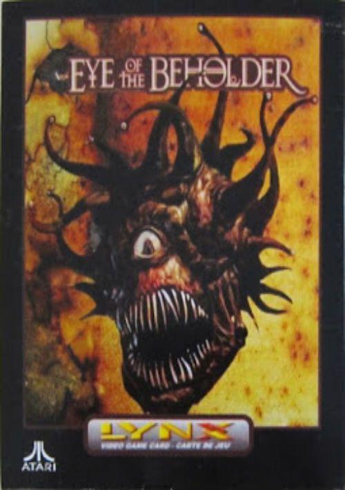 Eye of the Beholder ROM Download for Atari Lynx   Gamulator
