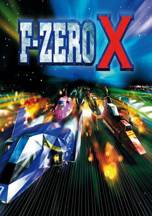 F-Zero X ROM Download for N64 | Gamulator