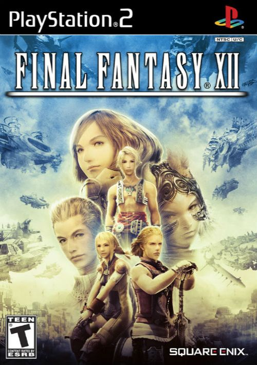 Final Fantasy XII ROM Download for PS2   Gamulator