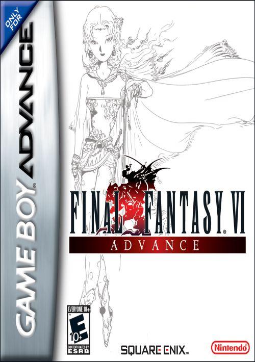 Final Fantasy Vi Rom Download For Gba Gamulator