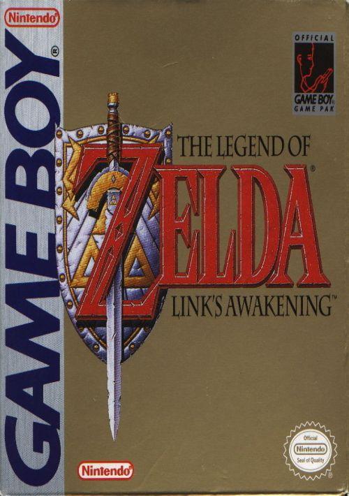 the legend of zelda: links awakening rom