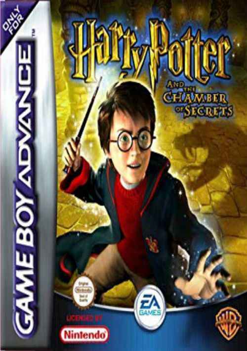 harry potter and the chamber of secrets gameboy color rom