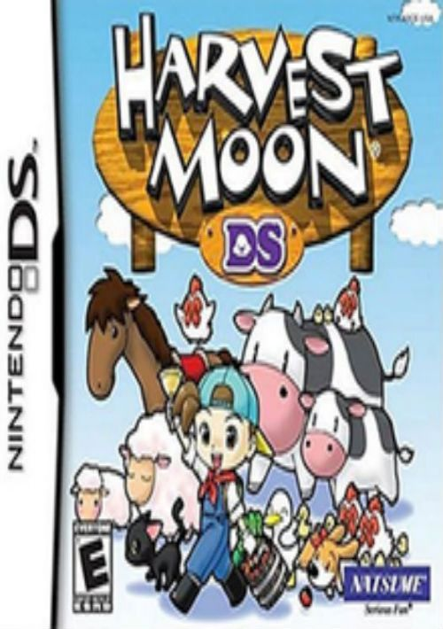 download harvest moon ds cute