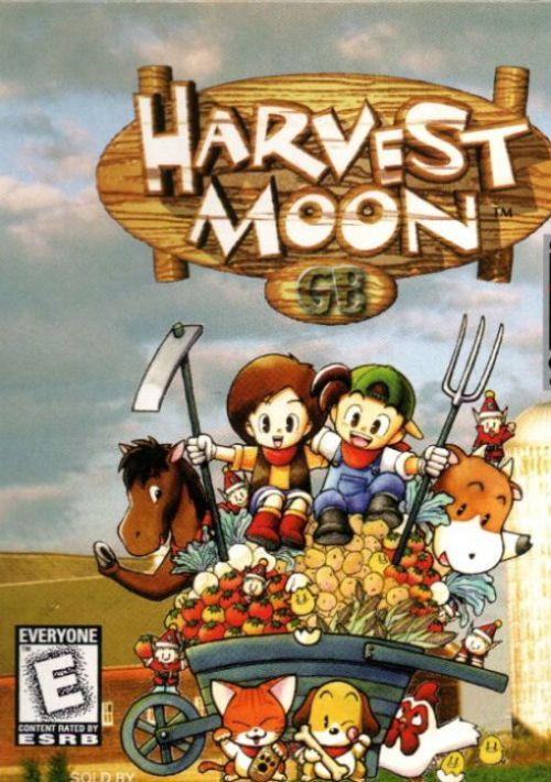 harvest moon emulators