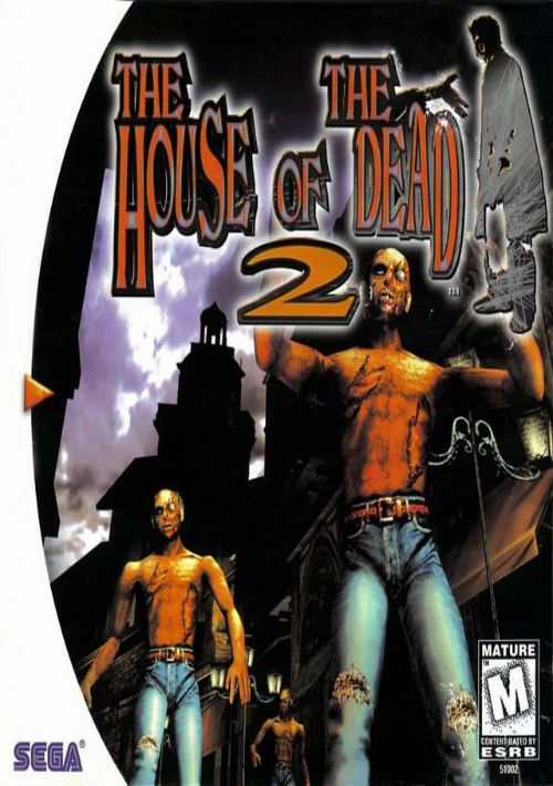 House Of The Dead 2 The ROM Download for Sega Dreamcast | Gamulator