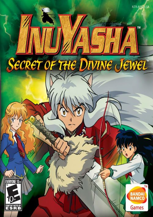 Image result for inuyasha secret of the divine jewel