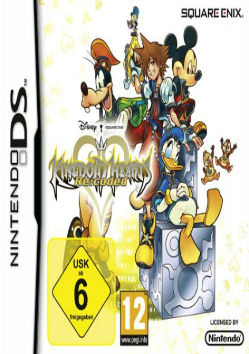NDS RE CODED FR TÉLÉCHARGER KINGDOM HEARTS